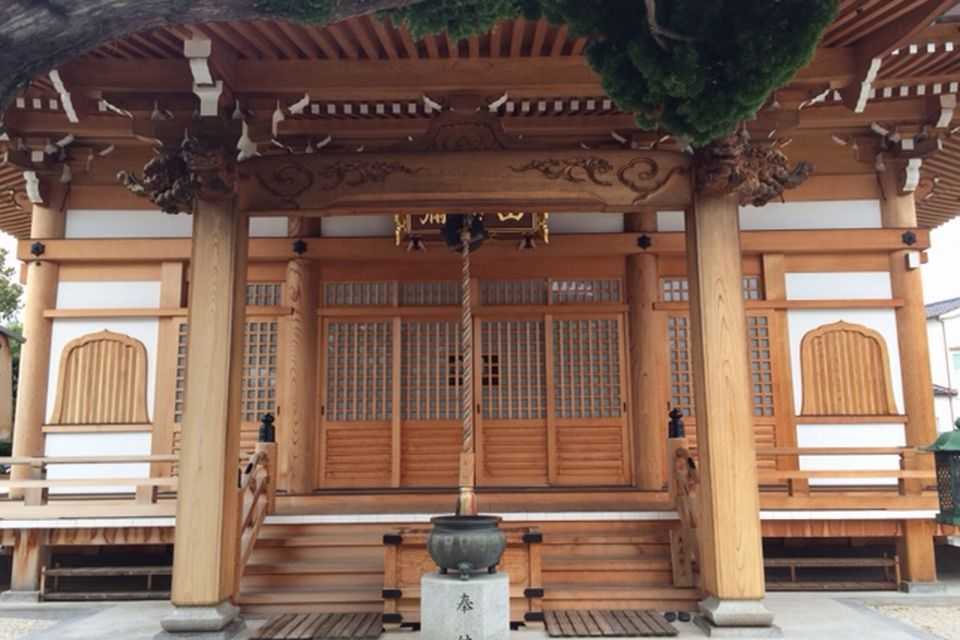 Zenjyakuji Temple