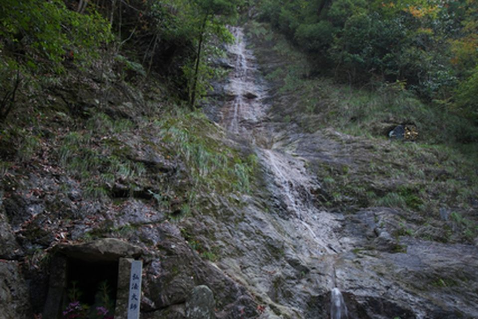 Mangan Waterfall