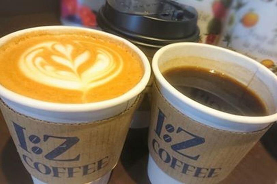 IZ COFFEE (이즈커피)