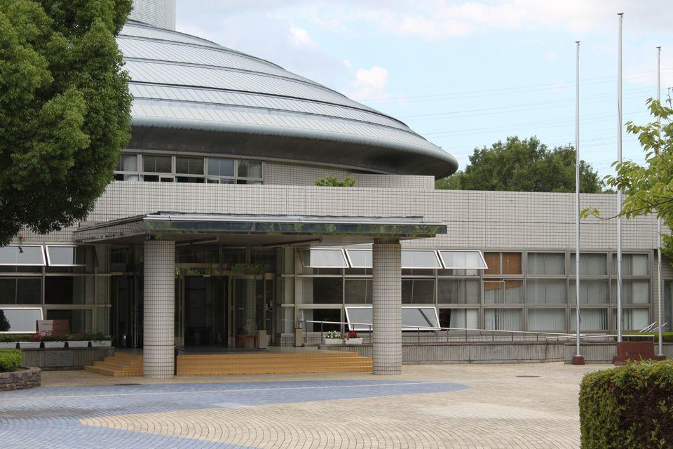 和泉市コミュニティ体育館