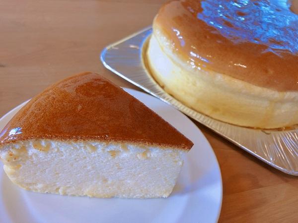 チーズケーキアンジュ1