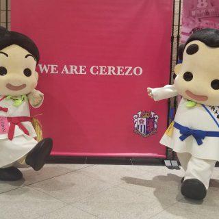 毎年恒例『セレッソ大阪和泉市民観戦デー』今年もやってきました~!!