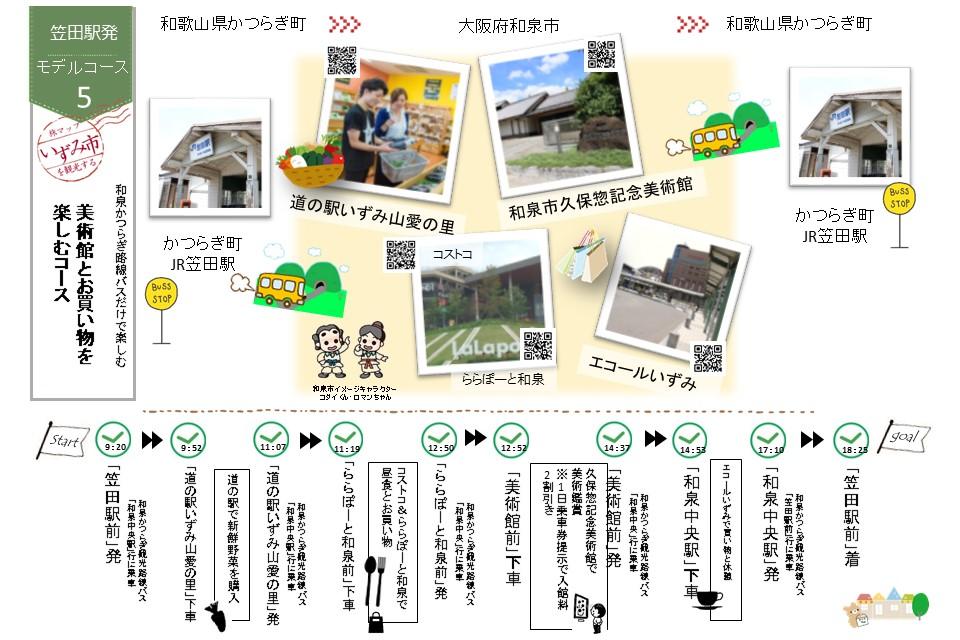 本文用モデルコース5 笠田発