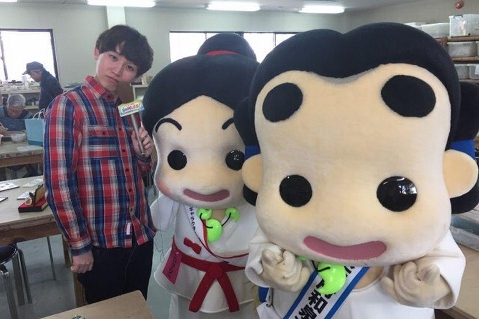 平成28年度 J:COM TV番組 『ジモト満載 えぇ街でおま!』出演