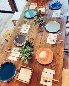 greenroom テーブル