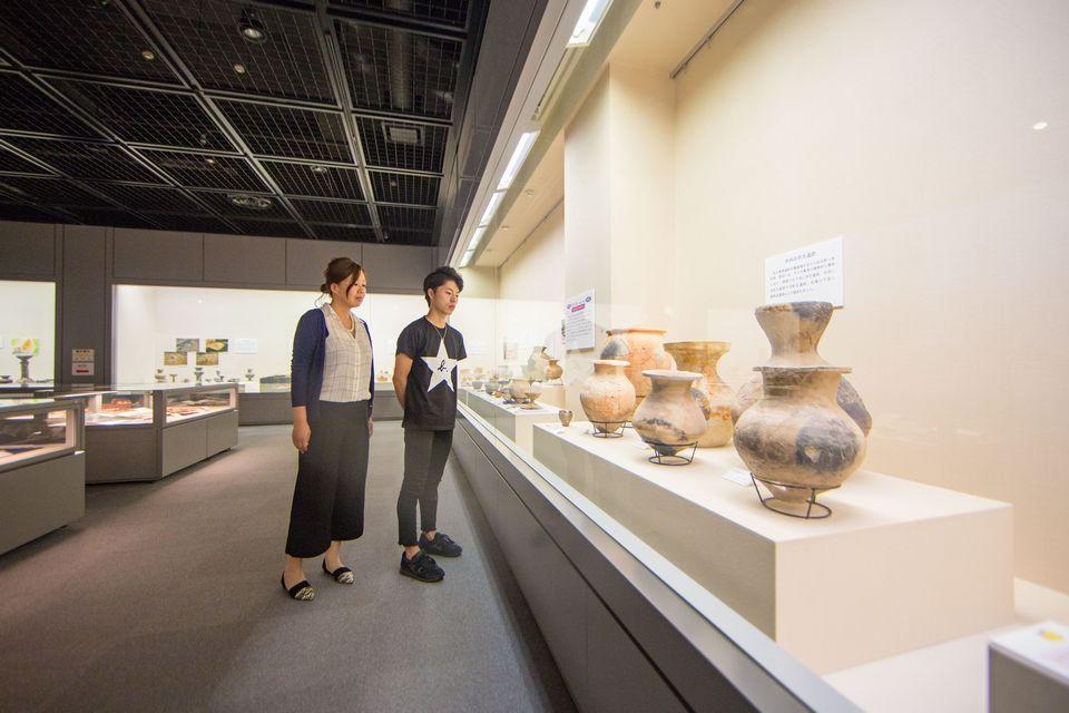 和泉市いずみの国歴史館