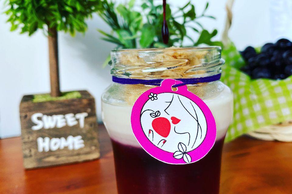 農園cafe苺果