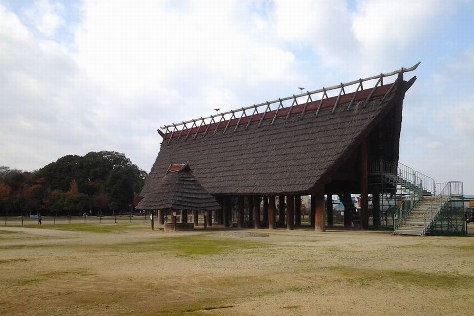 池上曽根史跡公園