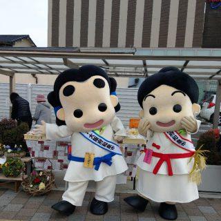 和泉市いずみの国観光おもてなし処和泉府中では、駐輪場スペースを利用した物販ができるんだね!