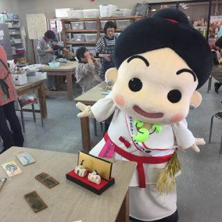 和泉市久保惣市民創作教室陶芸教室 和泉野窯に中継が来たよ!!