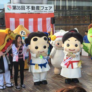 ステージのPRでは、ボクたちの自己紹介や和泉市がとってもすてきなところだってPRしたんだ!