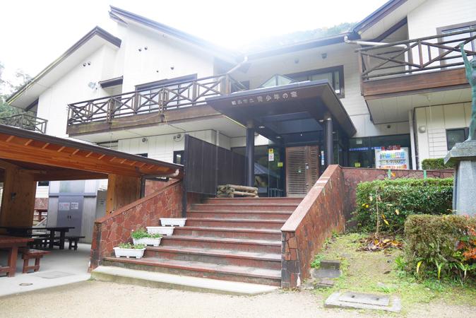 和泉市立青少年の家1