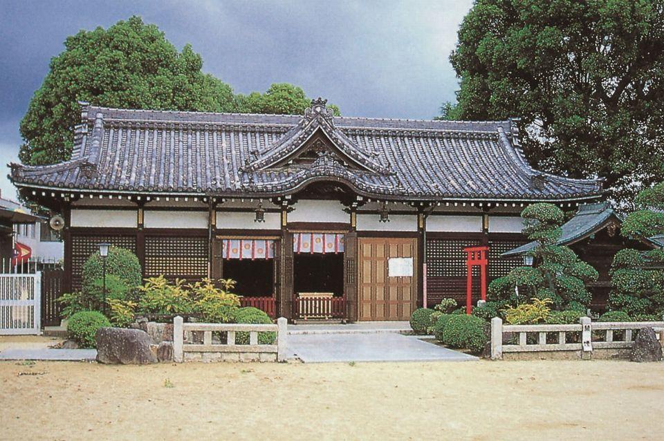 泉井上神社(和泉清水)