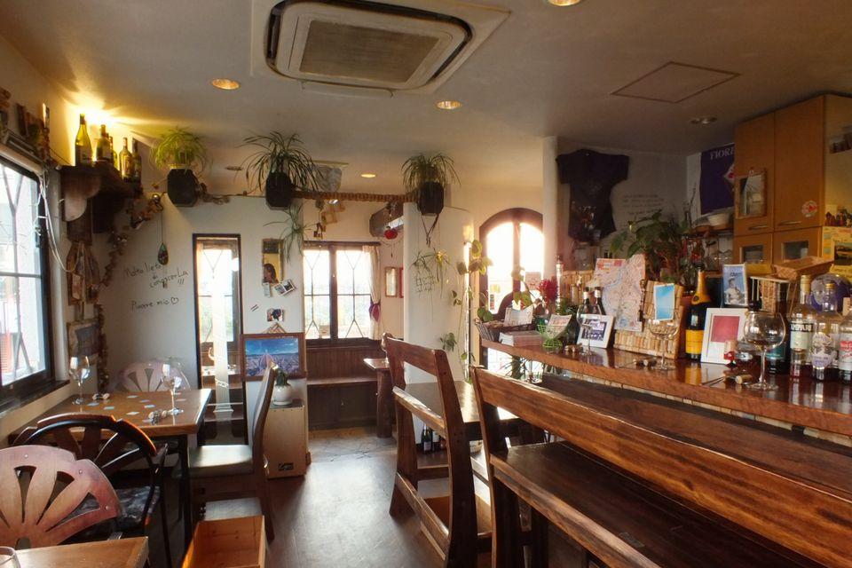 italian bar MUSICA