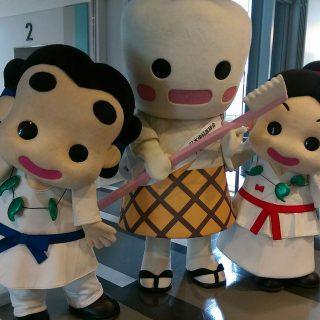 日本歯科医師会のよ坊さんともお友達になったんだ!