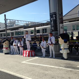 和泉市長のご挨拶も行われました!