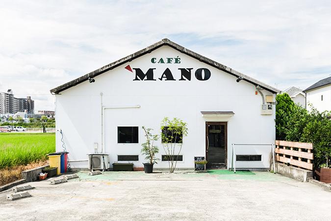 CAFE MANO イメージ1