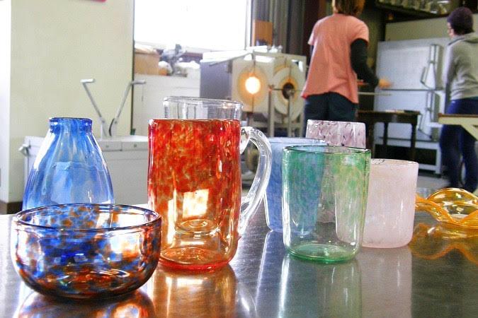 吹きガラス体験「fresco(フレスコ)」3