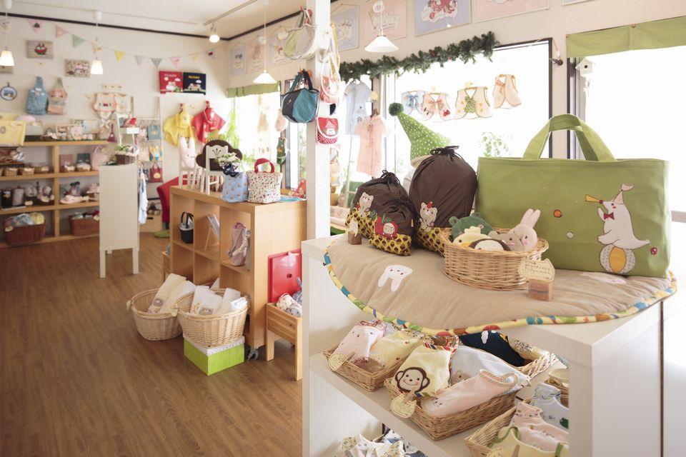 Petits Petits Semence【独创婴儿礼物、刺绣杂货・小东西】