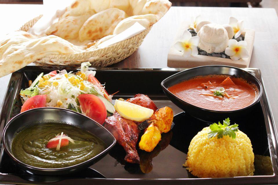 感谢 和泉中央店【印度菜餐厅】