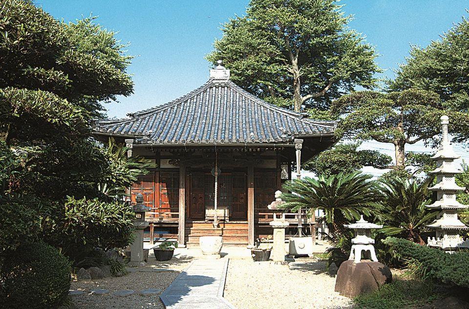 西福寺雷井