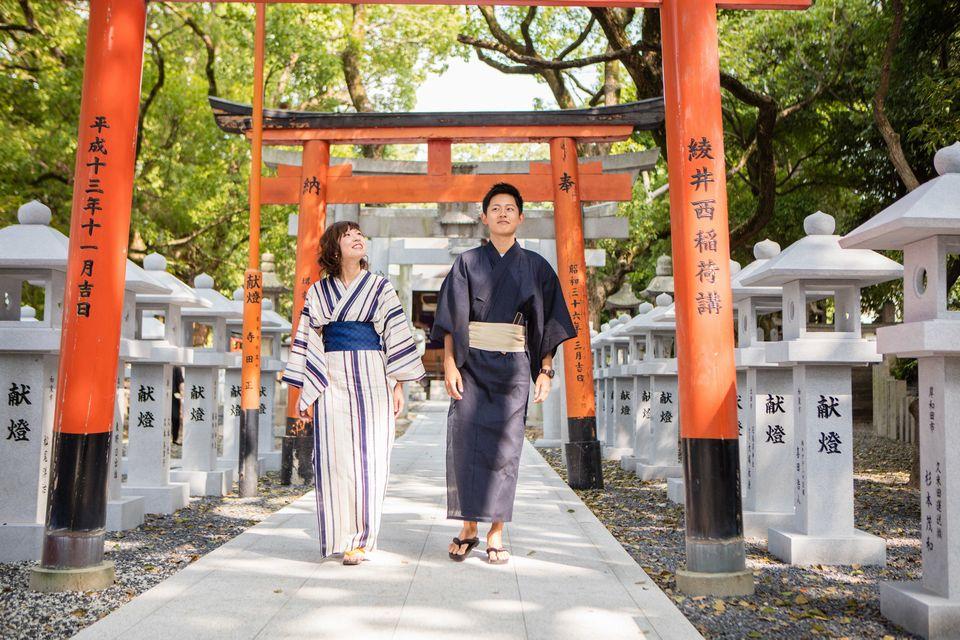 信太森葛叶稻荷神社