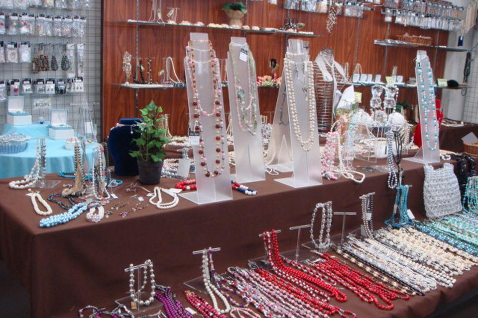 日本人造珍珠玻璃制品工业组合展示场       (Rihanna)