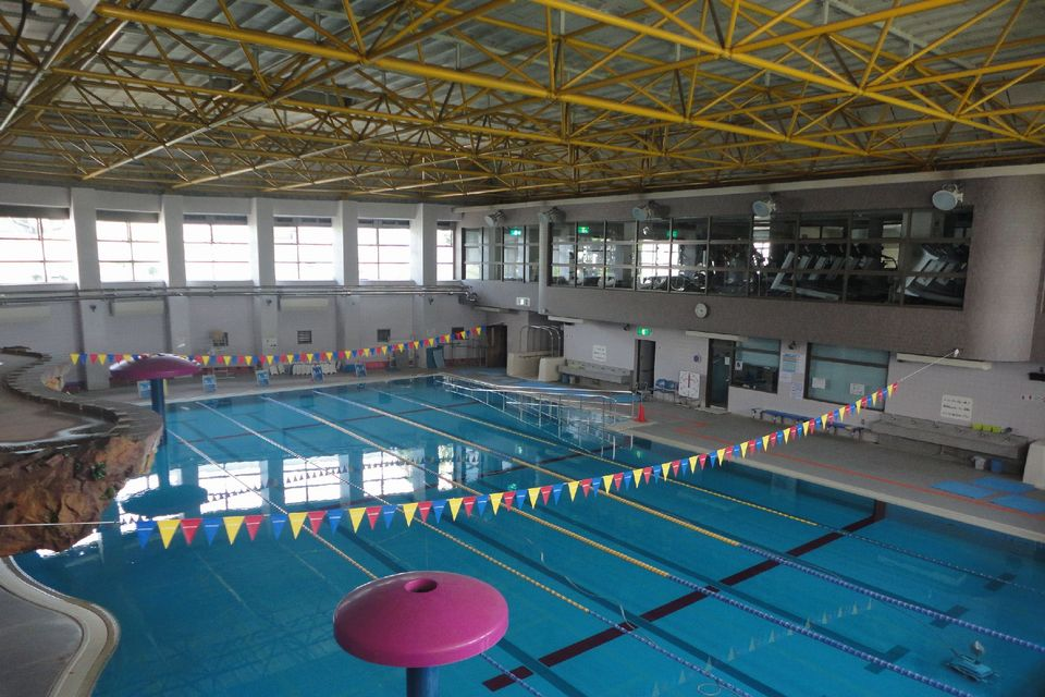 和泉市溫水游泳池(燦爛游泳池)