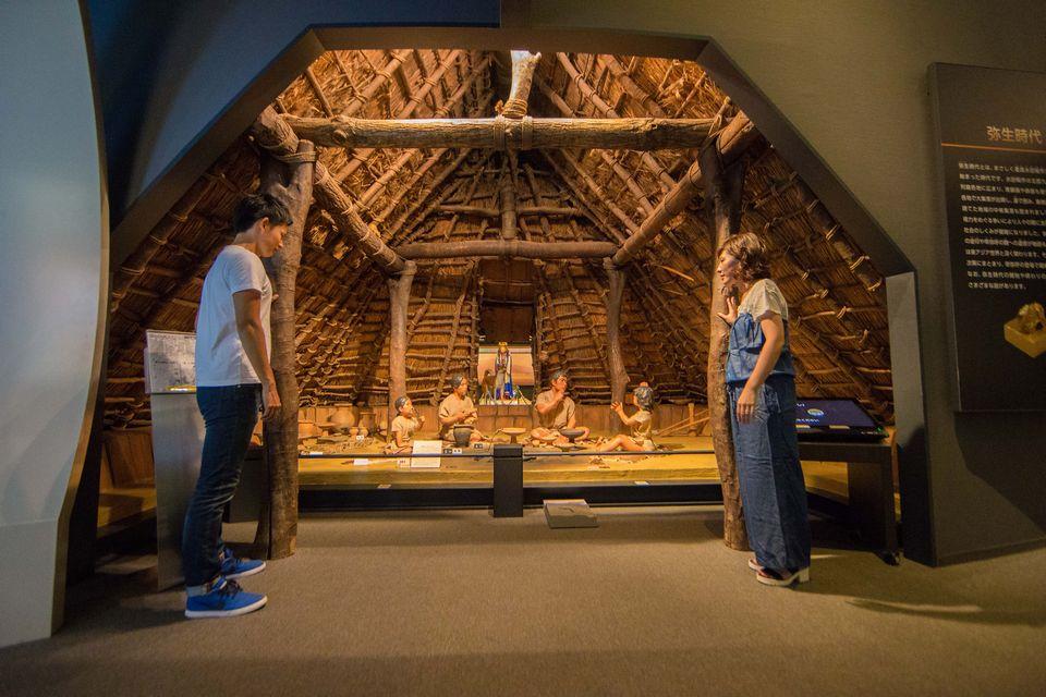大阪府立彌生文化博物館